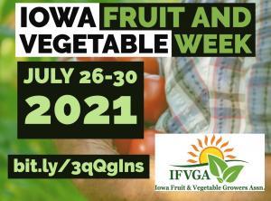 Fruit & Vegetable Week Image