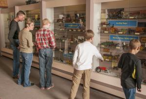 National Farm Toy Museum family fun!