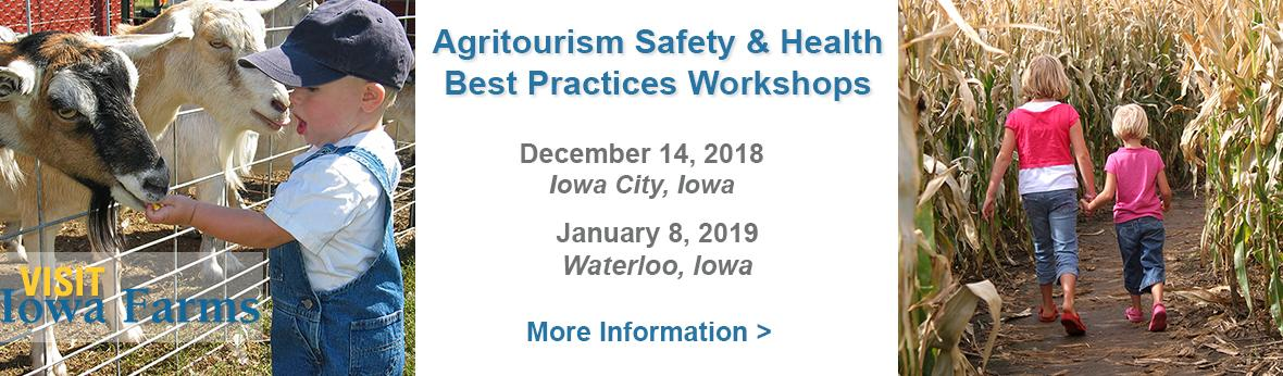safety and health workshops
